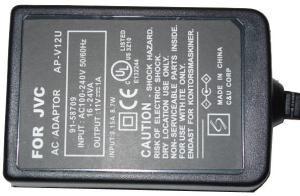 AC Power Adapter For JVC AP-V12U 11V 1A APV12U AP-V13U AP-V11U AP-V10U AP-V10 AP-V12 AP-V13 AP-V10ED GR-DV500 GR-DV800 GR-D30 DX300