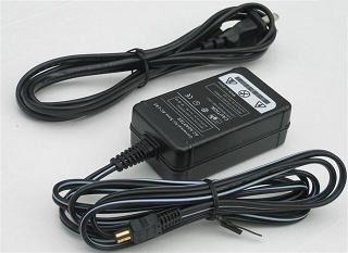 AC Adapter For Sony AC-LS5 4.2V 1.5A AC-LS5A AC-LS5B Cybershot DSC-W15 DSC-W12 DSC-W17 DSC-W1/B DSC-W70 DSC-ST80 DSC-S90 DSC-T5 New