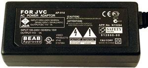 AC Adapter for JVC AP-V15U 11V 1A AP-V14A AP-V14E AP-V14U AP-V15E AP-V16U AP-V18U AP-V14KR LY21103-001A LY21103-001B LY21103-001C