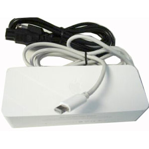 Apple Genuine Original A1105 MacBook Pro Mac Mini AC Adapter 85W 18.5V 4.6A For PowerPC G4 with Power Cord Brand New