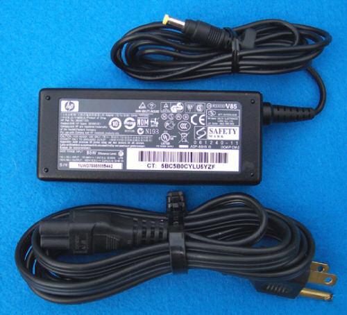 HP Genuine Original PPP009H AC Adapter 18.5V 3.5A 65W Power Suppply Charger For Pavilion DV1000 DV2000 DV4000 DV5000 DV6000 DV6000T
