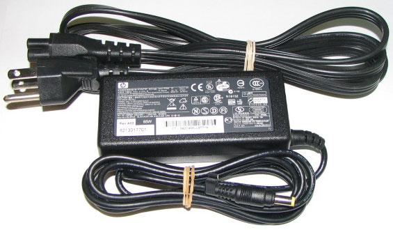 HP Compaq Genuine PPP009L AC Adapter 18.5V 3.5A 65W For Presario V2000 V3000 V4000 X1000 Pavilion DV1000 DV2000 DV4000 DV5000 ZT3000