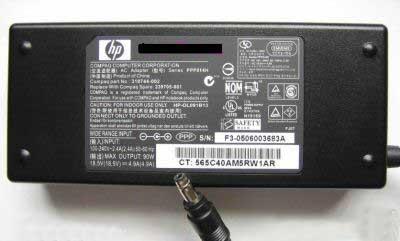 HP Compaq Genuine Original 393954-001 AC Adapter 19V 4.74A 90W For Pavilion DV8000 DV8200 ZE2000 ZE4000 Presario V3000 V4000 M2000