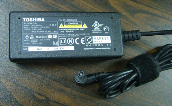 Toshiba Genuine Original ADP-36CH AC Adapter 12V 3A Power Supply Charger for SD-P1000 SD-P1200 SD-P1400 SD-P2000 SD-P2500 SD-P2600