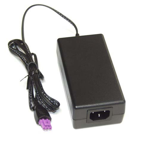 HP Genuine Original 0950-4476 32V 1560mA AC Adapter for Photosmart 1315 8450 8150 8400 and DeskJet 6540 6500 6800 Series