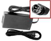 Liteon Genuine Original 20V 8A AC Adapter PA-1161-02 for Alienware Area-51m 766 Clevo 5620D PortaNote 5600D ViewBook VB1500S