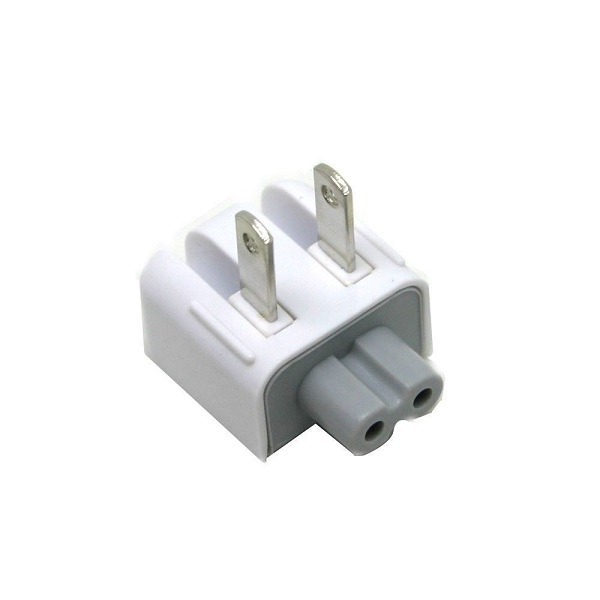 Apple Macbook Plug Duckhead AC Power Travel Wall Adapter Charger US 2 Pin