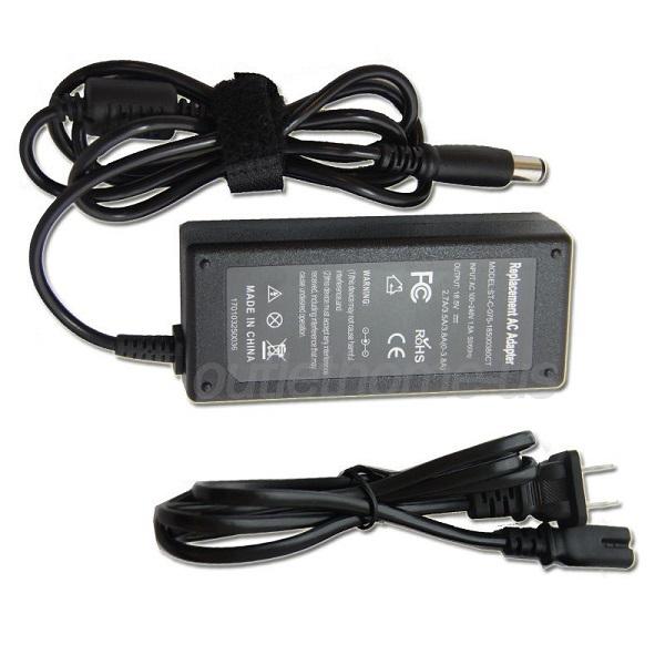 Compaq Presario CQ60-419WM CQ56-109WM AC Adapter Charger Power Supply Cord wire