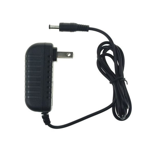 12V 400mA 0.4A 5.5mm x 2.1mm Converter AC Adapter Charger Power Supply Cord wire