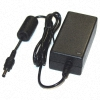 12V DC 2.65A 40W AC adapter for LCD monitor 100VAC 240VAC input Power Supply Cord wire
