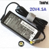 Original Genuine 90W AC Adapter Charger for Lenovo ThinkPad 42T4428 42T4429 Power Supply Cord wire