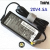 Genuine Lenovo N200 OEM AC Adapter Battery Charger 20V 90W 4.5A Power Supply Cord wire