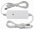 Apple MacBook MC516LL/A 13.3 inch 12V Car-Charger Adapter Power Supply Cord wire