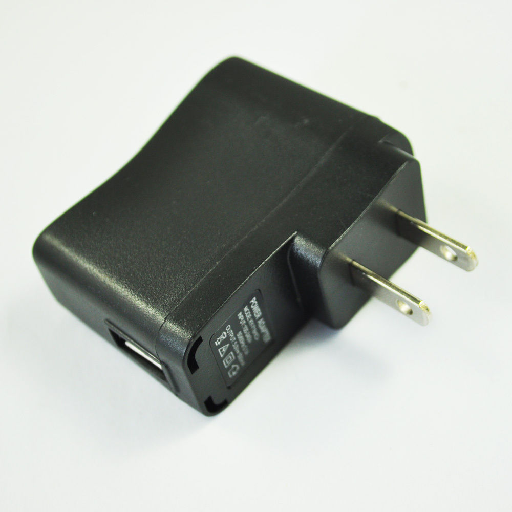2A08 8697 AC Adapter Power Cord Supply Charger Cable Wire Travel 5V 2.1A 2Port USB