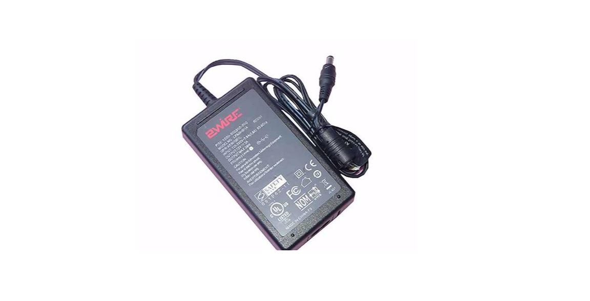 2Wire CPA09-001A Ac Adapter Power Supply Cord Cable Charger Genuine Original