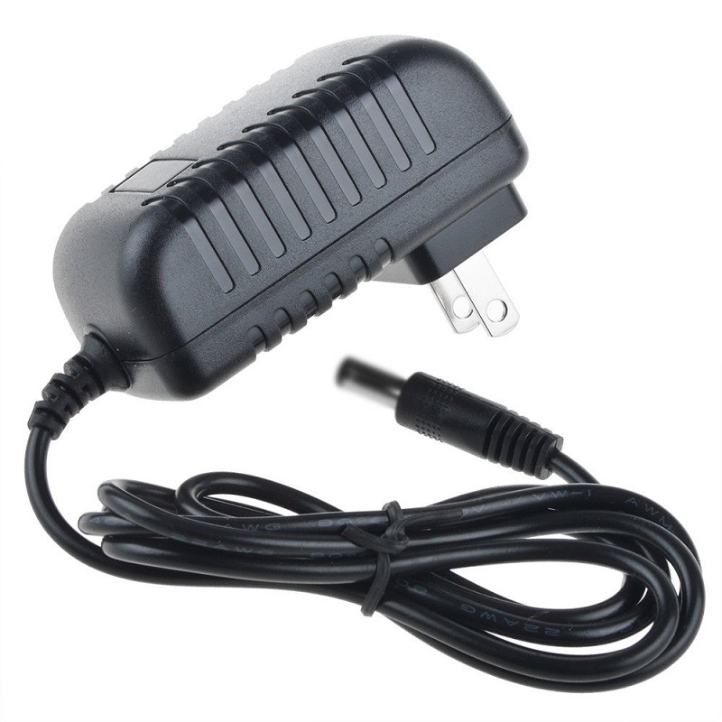 5-24WTUS CCTV Security AC Adapter Power Supply Cord Cable Charger DVR Camera Router