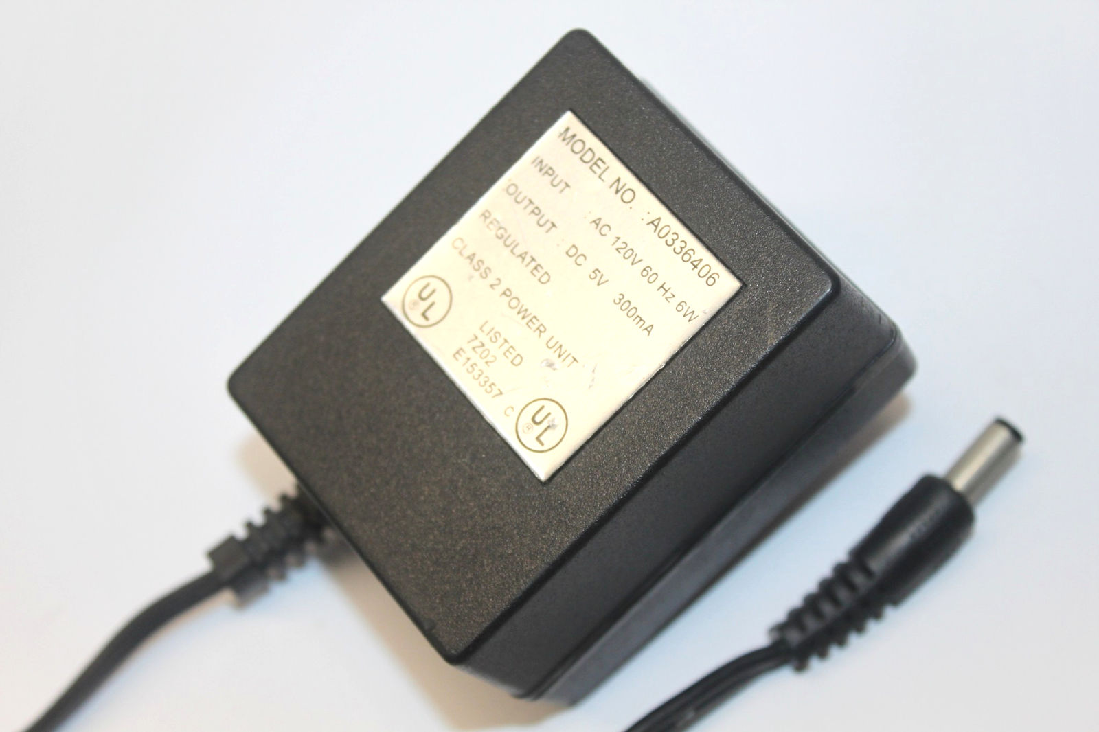 A0336406 AC Adapter Power Supply Cord Cable Charger
