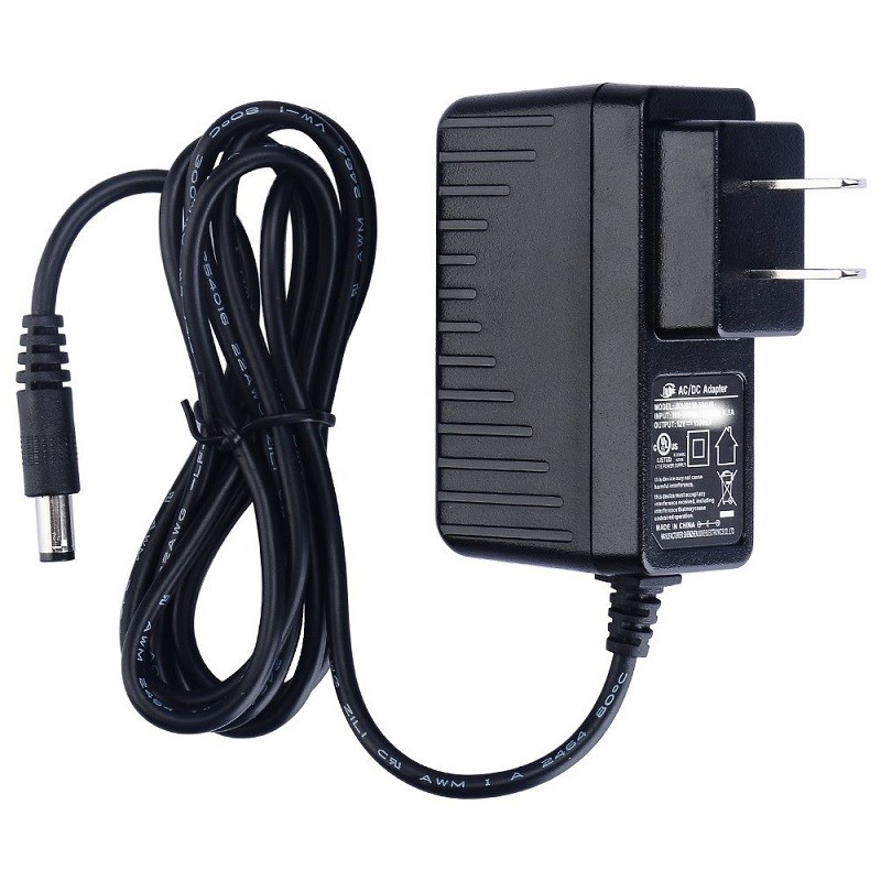 Amcrest IP2M-851EB IP2M-851EW AC Adapter Power Cord Supply Charger Cable Wire IP Security Camera