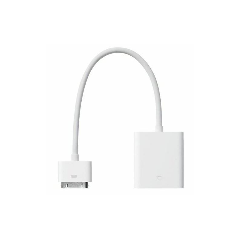 Apple A1368 Power Cord Cable Wire Converter Tip Plug VGA Genuine Original