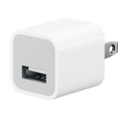 Apple A1385 Cube 1X Lightning Ac Power Adapter Charger Genuine Original