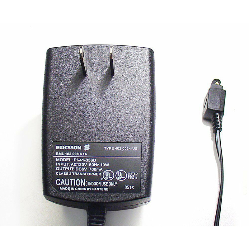 Ericsson ZPI-41-356D AC Adapter Power Cord Supply Charger Cable Wire Genuine Original