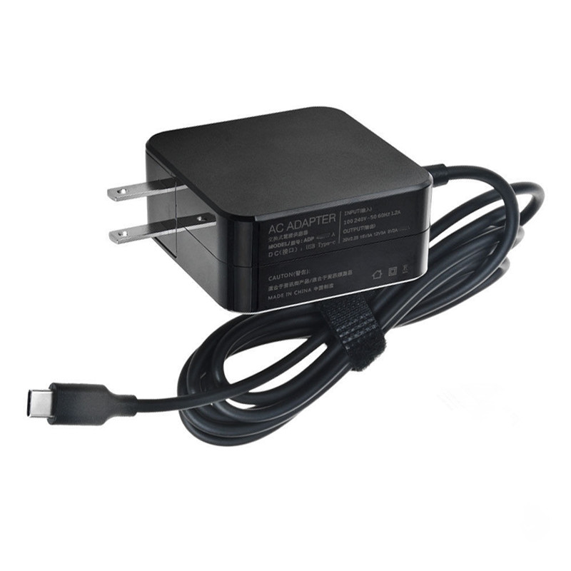 HP Pavilion X2 Detachable 10-N113DX USB-C AC Adapter Power Cord Supply Charger Cable Wire