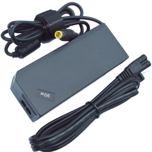 IBM Lenovo 2783 ThinkPad AC Adapter Power Supply Cord Cable Charger