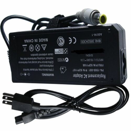 Lenovo 7453EDU ThinkPad AC Adapter Power Supply Cord Cable Charger Tablet