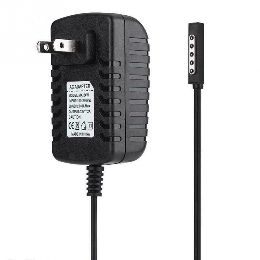 Microsoft P8A7 Surface AC Adapter Power Supply Cord Cable Charger