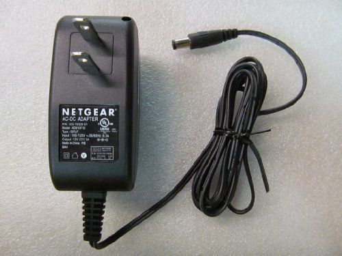 Netgear AD810F10 332-10329-01 AC Adapter Power Cord Supply Charger Cable Wire