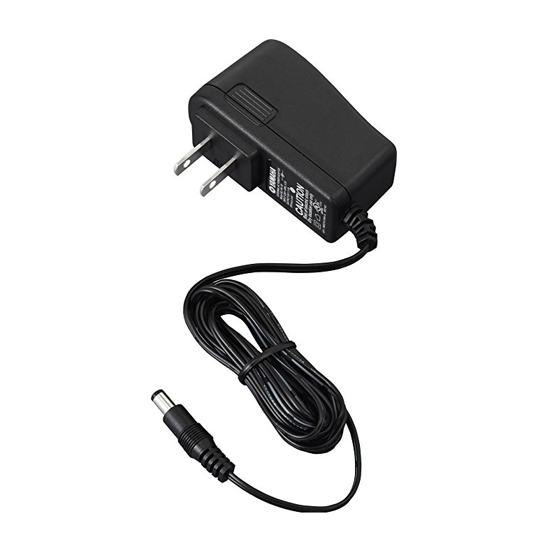 Yamaha MX88 AC Adapter Power Cord Supply Charger Cable Wire BK Synthesizer