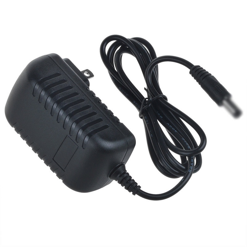Yamaha PSRE253 AC Adapter Power Cord Supply Charger Cable Wire 61-Key Portable Keyboard