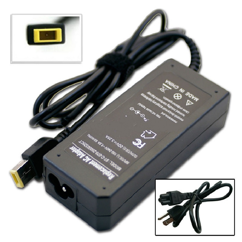 Lenovo 20EY000AUS 20EY000CUS AC Adapter Power Cord Supply Charger Cable Wire ThinkPad E565